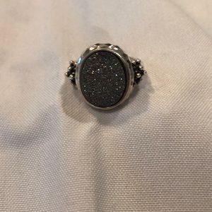 Michael Dawkins Drusy Ring